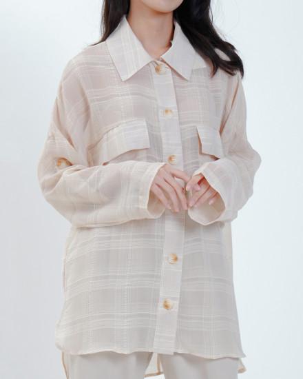 Ayla's Plaid shirt