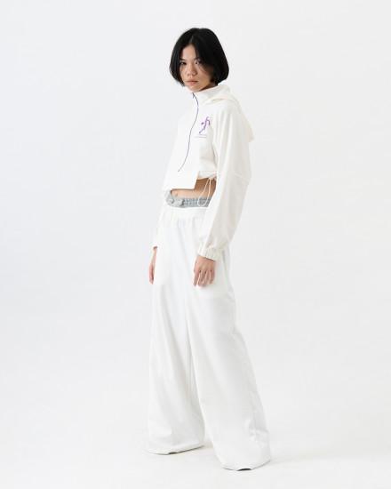 INA Two tier wideleg pants