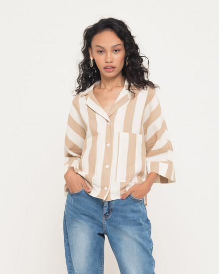 Dona stripes Top