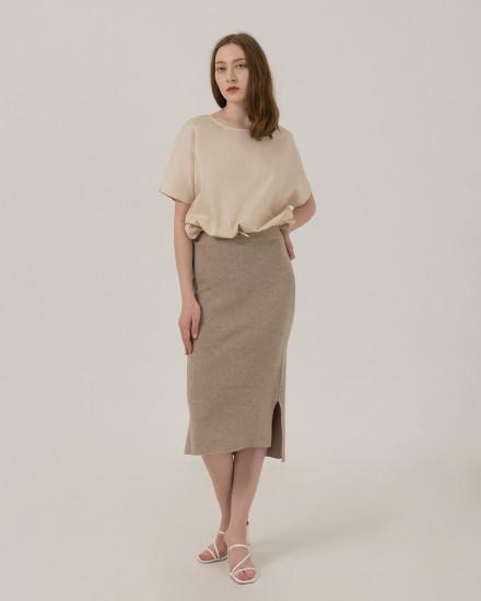 Kayla knitted Skirt