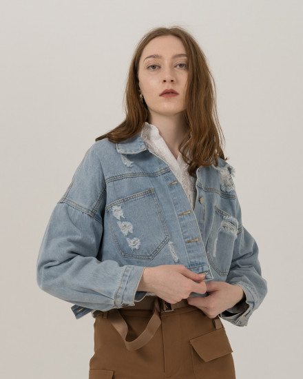 Fabby Denim jacket