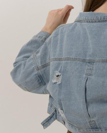 Fabby Denim jacket