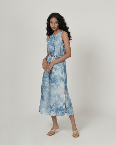 Florin tie dye dress