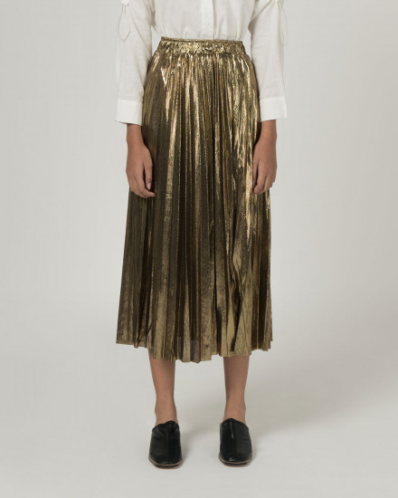 Inara Pleats skirt