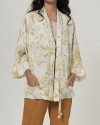 Firta Abstract kimono