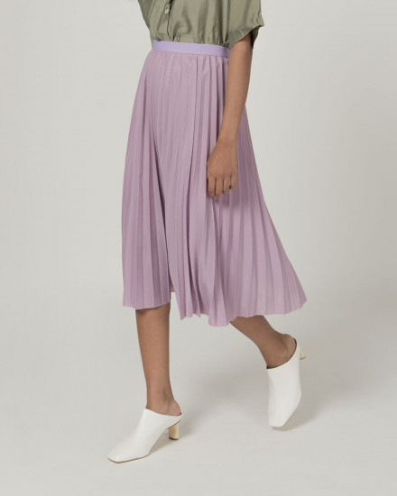shesa pleats skirt