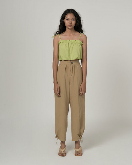 Aldina Drawstring pants
