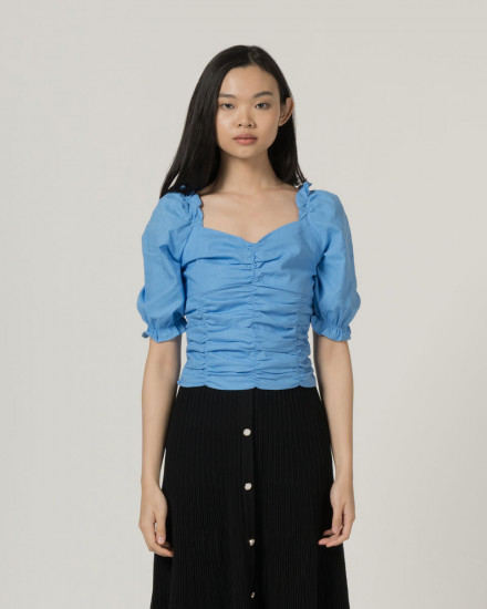 Anna Ruched Top