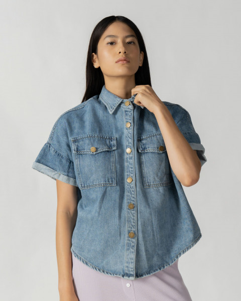 Aldina Denim Shirt