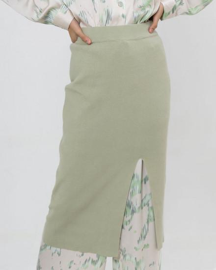 Rosie knit skirt