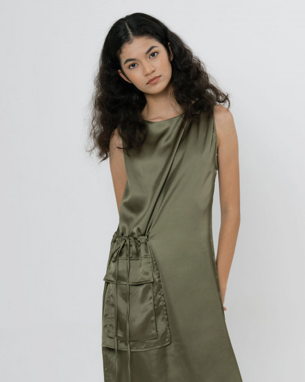 Luca pocket dress