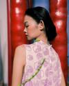 YINYANG SLEVELESS DRESS