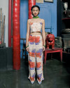 OX WATERCOLOR LONG PANTS